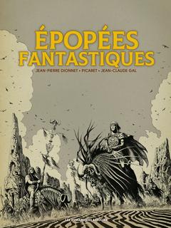 Epopées fantastiques - Intégrale noir et blanc