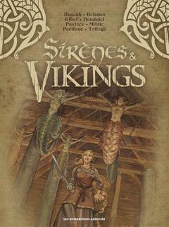 Sirènes et Vikings - Coffret tomes 1 à 4