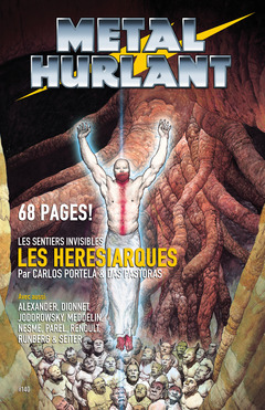Métal Hurlant 2000 - Numérique N°140