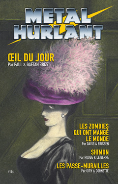 Métal Hurlant 2000 - Numérique N°144