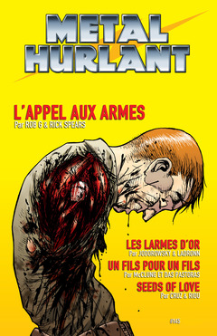 Métal Hurlant 2000 - Numérique N°145