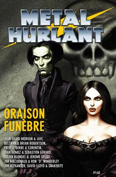 Métal Hurlant 2000 - Numérique N°146
