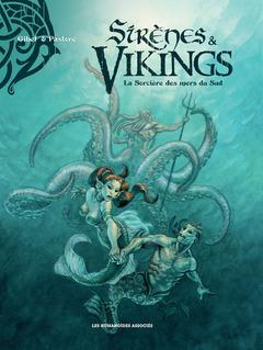 Sirènes et Vikings - Numérique T3 : La Sorcière des mers du Sud