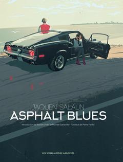 Asphalt Blues - Numérique